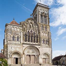 Cathédrale de Vezelay